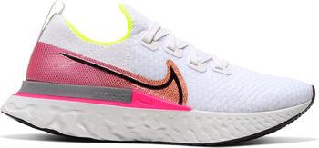 Nike React Infinity Run Flyknit Laufschuhe Damen weiß