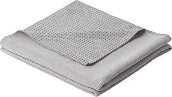 ENERGETICS Yoga Towel Mikrofaserhandtuch grau