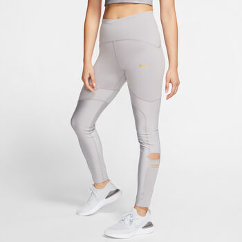 Nike Speed 7/8 Tights Damen grau