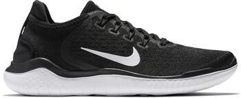 Nike Free RN 2018 Laufschuhe Damen schwarz