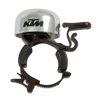 KTM Bell Toolless Fahrradglocke weiß