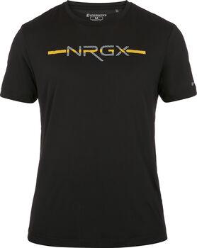 ENERGETICS Malou T-Shirt Herren schwarz