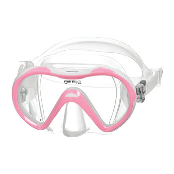Mares Vento Tauchmaske pink
