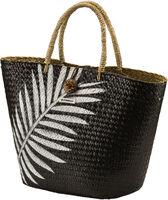 Seegras Strandtasche