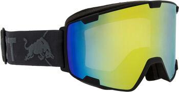 Red Bull Park Skibrille schwarz