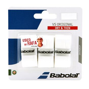 Babolat VS Grip Original Griffband weiß