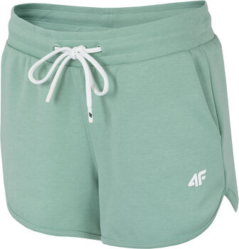 4F Shorts  Damen grün