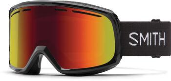 SMITH AS Range Skibrille schwarz