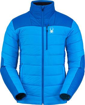 Spyder Glissade Insulator Skijacke Herren blau