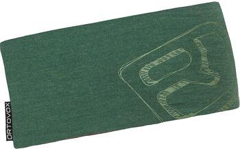 ORTOVOX 145 Ultra Stirnband grün