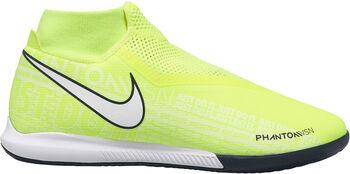 Nike Phantom Vision Academy Dynamic DF IC Hallenfußballschuhe Herren gelb