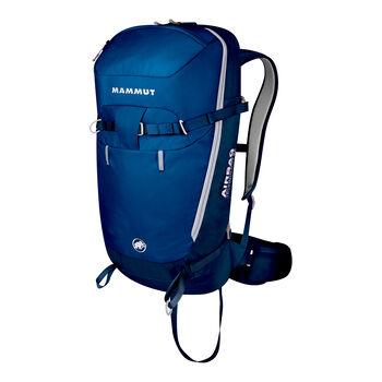 MAMMUT Light Removable 3.0 Airbag 30 Liter Lawinenrucksack blau