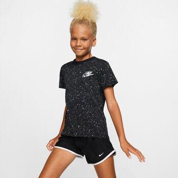 Nike Sportswear T-Shirt Mädchen schwarz