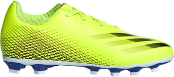 adidas X Ghosted. 4 FxG Fußballschuhe gelb