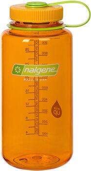 Nalgene Wide Mouth 1l Trinkflasche orange