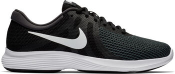 Nike Revolution 4 EU Laufschuhe Damen schwarz