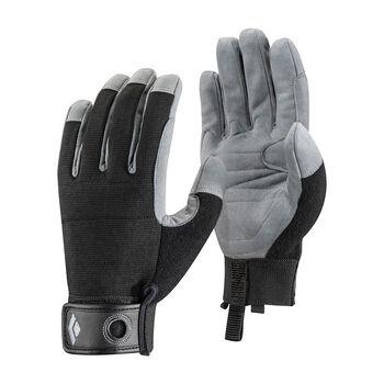 Black Diamond Crag Klettersteig-Handschuhe Herren schwarz