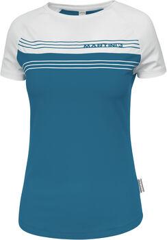 MARTINI Enjoy Life T-Shirt Damen blau