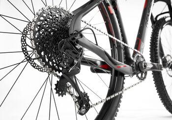 "GENESIS Impact Carbon Mountainbike 29"" grau"