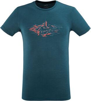 Millet Mountain T-Shirt Herren rot
