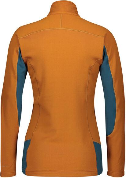 Defined Light Langarmshirt mit Halfzip