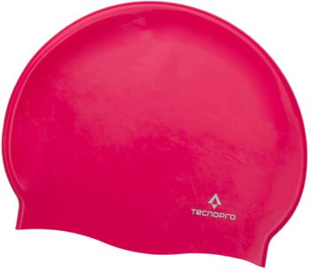 TECNOPRO Cap Sil Badekappe pink