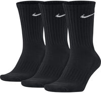 Value Cotton Crew Socken - 3er Pack