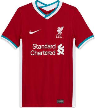 Nike Liverpool Fußballtrikot rot