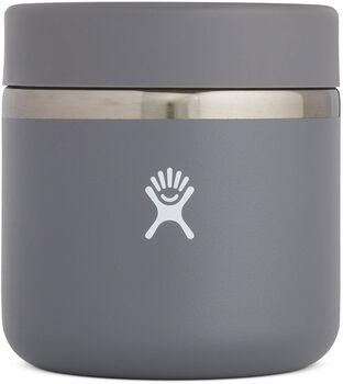Hydro Flask 20 oz Insulated Food Jar Essensbehälter grau