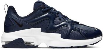 Nike Air Max Graviton Leather Freizeitschuhe Herren blau