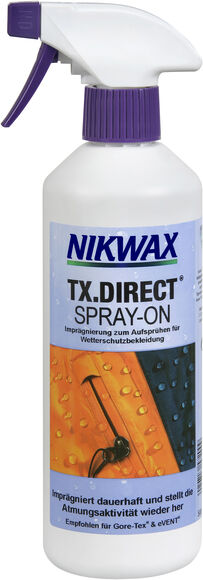 TX.DIRECT® SPRAY-ON Imprägnierung