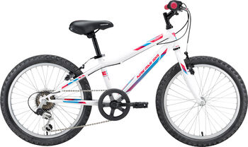 "NAKAMURA Sury Mountainbike 20"" weiß"