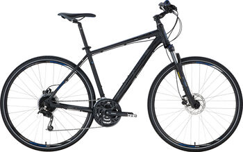"GENESIS Speed Cross SX 4.9 Crossbike 28"" Herren schwarz"