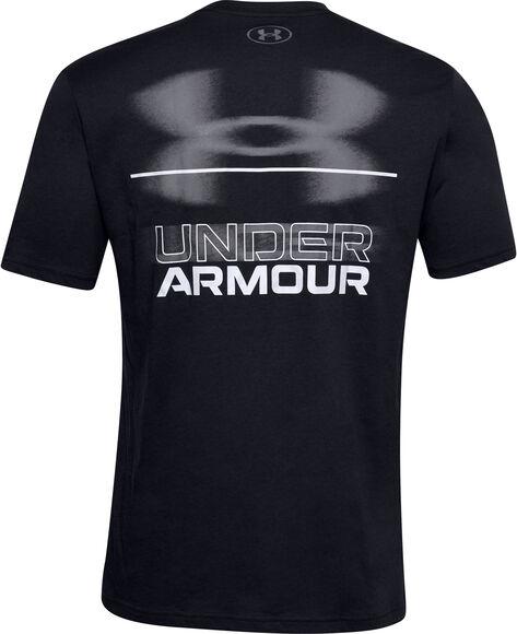 Blurry Logo Wordmark T-Shirt