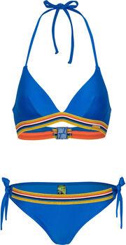 Southcoast Rachel Triangle Bikini  Damen blau