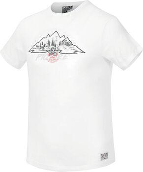 Picture Landscape T-Shirt Herren weiß