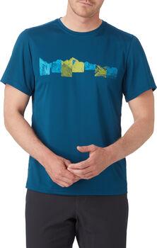 McKINLEY Rossa T-Shirt  Herren