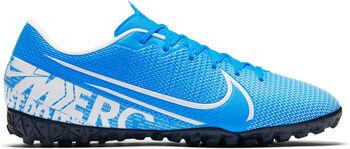 Nike Mercurial Vapor 13 Academy Turffußballschuhe blau