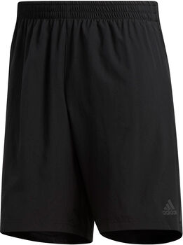 adidas Own the Run 2 in 1 Shorts  Herren schwarz