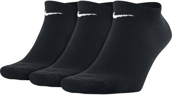 Nike Value No Show Sneaker Socken - 3er Pack schwarz