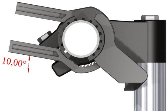 3 E-Bike Adapter für Einkaufskorb