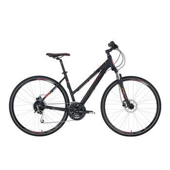 GENESIS Speed Cross SX 4.9 Crossbike Damen schwarz