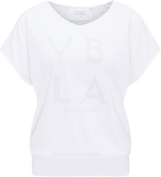 VENICE BEACH Bluebell Trainingsshirt Damen weiß