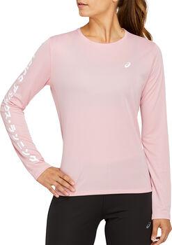 ASICS Katakana Langarmshirt Damen pink