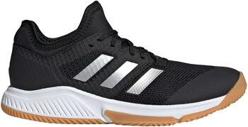 adidas Court Team Bounce Hallenschuhe Damen schwarz
