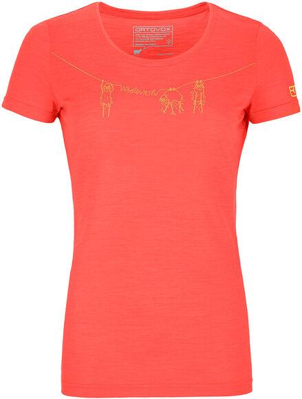 120 Cool Tec Wool T-Shirt