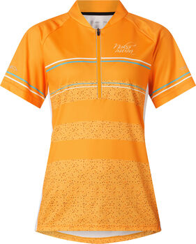 NAKAMURA Faith Radtrikot Damen orange
