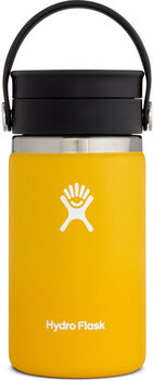 Hydro Flask Wide Mouth Isolierflasche gelb