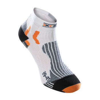 X-Socks Speed Two Laufsocken Herren weiß