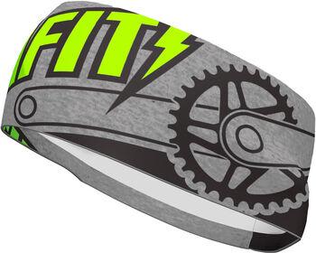 DYNAFIT Graphic Performance Stirnband grau